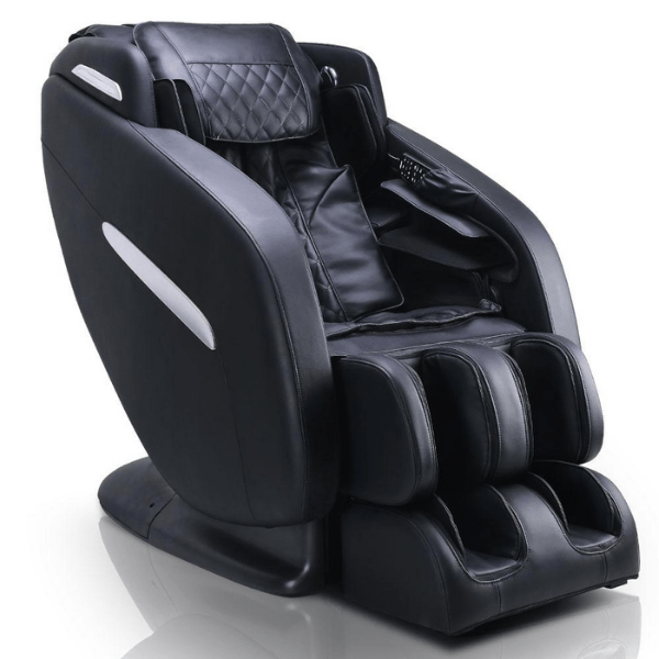 Ergotec Massage Chair Black/Black / FREE Curbside Delivery + $0 / FREE 2 Year Labor + 2 Years Parts Ergotec ET-210 Saturn Massage Chair