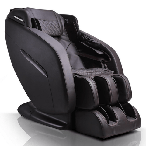 Ergotec Massage Chair Brown/Brown / FREE Curbside Delivery + $0 / FREE 2 Year Labor + 2 Years Parts Ergotec ET-210 Saturn Massage Chair