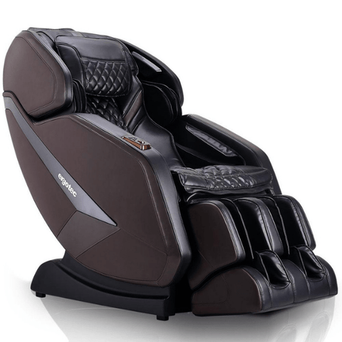 Ergotec Massage Chair Black/Espresso / FREE Curbside Delivery + $0 / FREE 2 Year Labor + 2 Years Parts Ergotec ET-300 Jupiter Massage Chair