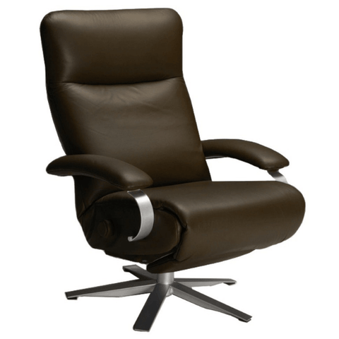 Lafer Recliner Espresso Lafer Carrie Recliner