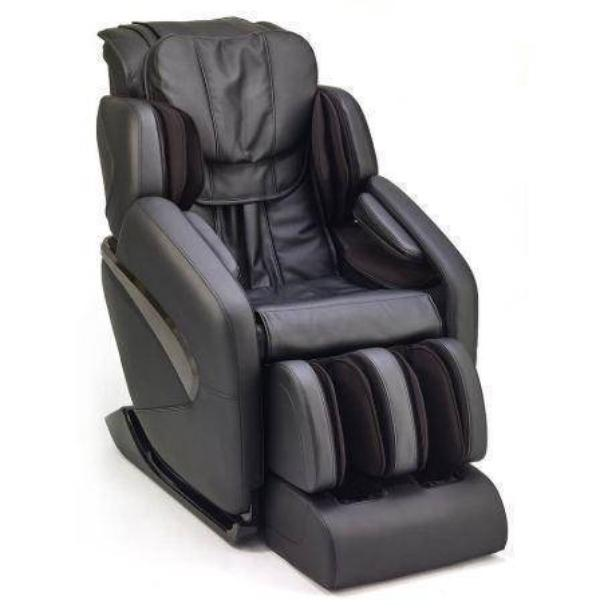 Inner Balance Massage Chair Black / Free Curbside Delivery + $0 Inner Balance Wellness Jin Massage Chair