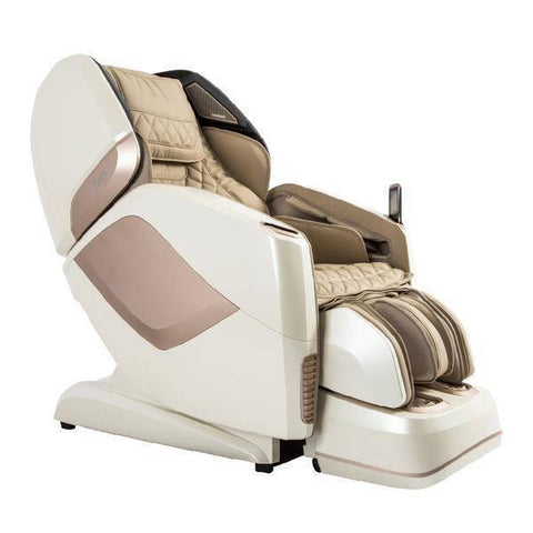 Osaki Massage Chair Cream/Beige / FREE 3 Year Limited Warranty / FREE Curbside Delivery + $0 Osaki OS-Pro Maestro Massage Chair