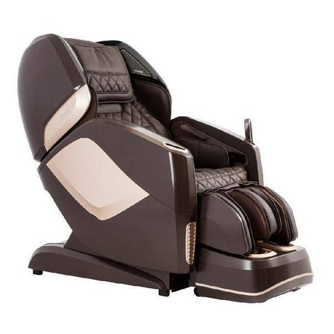 Osaki Massage Chair Brown / FREE 3 Year Limited Warranty / FREE Curbside Delivery + $0 Osaki OS-Pro Maestro Massage Chair