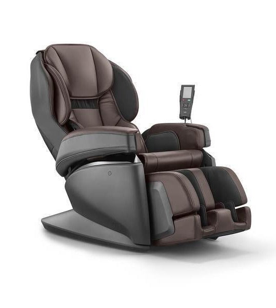 Synca Massage Chair Brown / White Glove Delivery + $299.00 Synca JP1100 4D Massage Chair