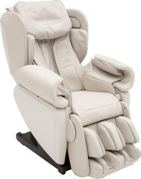 Synca Massage Chair Ivory / Free Curbside Delivery + $0 Synca Kagra 4D Premium Massage Chair