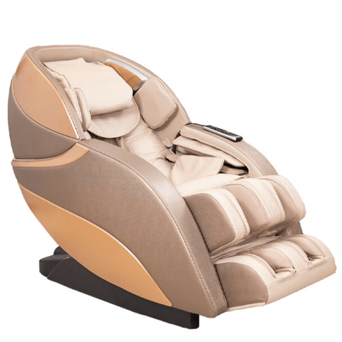 Infinity Massage Chair Brown/Tan / Manufacturer's Warranty / Free Curbside Delivery + $0 Infinity Genesis Max Massage Chair