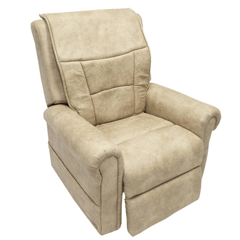 Osaki Lift Chair Light Brown / FREE 3 Year Limited Warranty / Free Curbside Delivery + $0 Osaki OLT-OC2 Kneading Massage Lift Chair