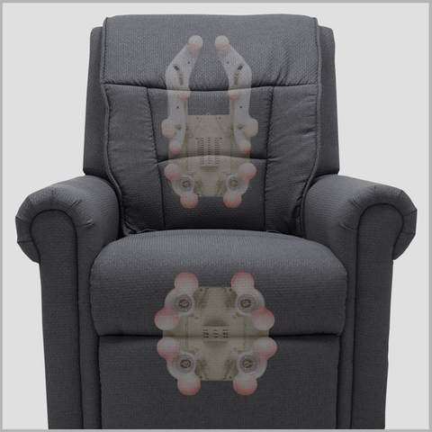 Osaki Lift Chair Osaki OLT-OC2 Kneading Massage Lift Chair