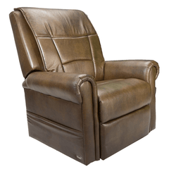 Osaki Lift Chair Dark Beige / FREE 3 Year Limited Warranty / Free Curbside Delivery + $0 Osaki OLT-OC2 Kneading Massage Lift Chair