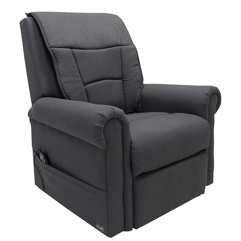 Osaki Lift Chair Blue Grey / FREE 3 Year Limited Warranty / Free Curbside Delivery + $0 Osaki OLT-OC2 Kneading Massage Lift Chair