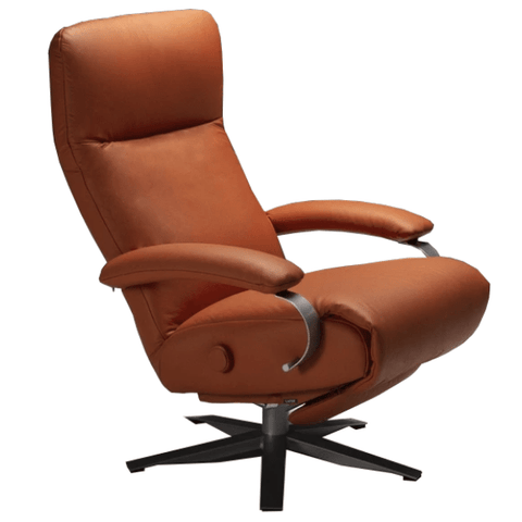 Lafer Recliner Orange Lafer Carrie Recliner