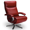 Image of Lafer Recliner Red Lafer Carrie Recliner