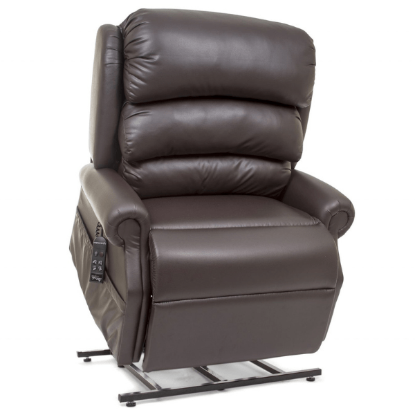 UltraComfort Lift Chair Coffee Bean / Free Curbside Delivery + $0 / No Vibration/Heat + $0 UltraComfort UC550-M26 Heavy Duty Zero Gravity Lift Chair