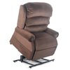 Image of UltraComfort Lift Chair Coffee House / Free Curbside Delivery + $0 / No Vibration/Heat + $0 UltraComfort UC550-M26 Heavy Duty Zero Gravity Lift Chair