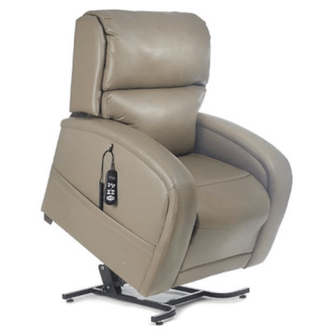 UltraComfort Lift Chair Shitake / Free Curbside Delivery + $0 / No Vibration/Heat + $0 UltraComfort UC798 Power Lift Recliner