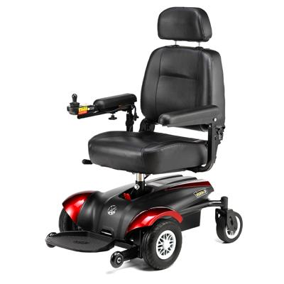 Merits Health P322 Vision CF Power Wheelchair
