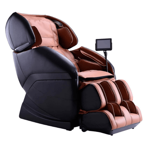 Ogawa Massage Chair Black/Cappuccino / Free Manufacturer's Warranty / Free Curbside Delivery + $0 FL-Tax Exempt Ogawa Active L Plus Massage Chair