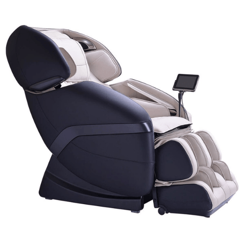 Ogawa Massage Chair Ivory/Black / Free Manufacturer's Warranty / Free Curbside Delivery + $0 FL-Tax Exempt Ogawa Active L Plus Massage Chair
