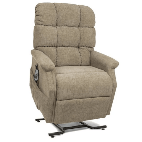UltraComfort Lift Chair Sandstorm / Free Curbside Delivery + $0 / No Vibration/Heat + $0 UltraComfort UC480-MLA Medium Power Lift Chair