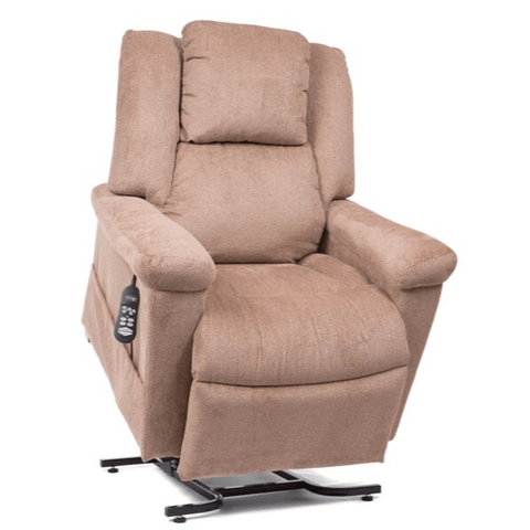 UltraComfort Lift Chair Wicker / Free Curbside Delivery + $0 UltraComfort UC682-M Medium Lift Chair