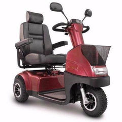 Afiscooter C3 Transport Scooter Cherry Red