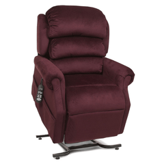 UltraComfort Lift Chair Tuscan / Free Curbside Delivery + $0 / No Vibration/Heat + $0 UltraComfort UC550-JPT Petite Zero Gravity Lift Chair