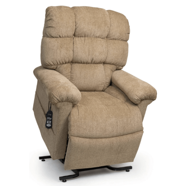 UltraComfort Lift Chair Wicker / Free Curbside Delivery + $0 / No Vibration/Heat + $0 UltraComfort UC556-MLA Tall Zero Gravity Lift Chair