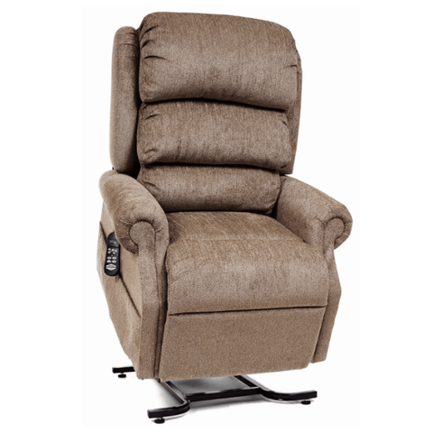 UltraComfort Lift Chair Wicker / Free Curbside Delivery + $0 / No Vibration/Heat + $0 UltraComfort UC550-M Medium Zero Gravity Lift Chair