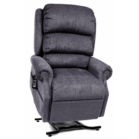 UltraComfort Lift Chair Granite / Free Curbside Delivery + $0 / No Vibration/Heat + $0 UltraComfort UC550-JPT Petite Zero Gravity Lift Chair