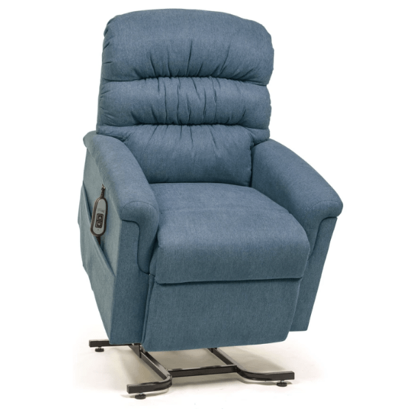 UltraComfort Lift Chair Rainstorm / Free Curbside Delivery + $0 / No Vibration/Heat + $0 UltraComfort UC542-SMA Small Lift Chair