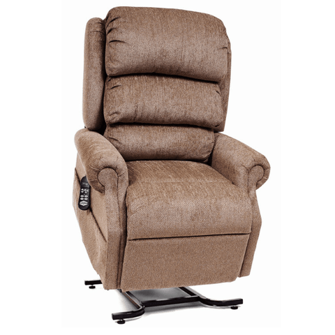 UltraComfort Lift Chair Wicker / Free Curbside Delivery + $0 / No Vibration/Heat + $0 UltraComfort UC550-JPT Petite Zero Gravity Lift Chair
