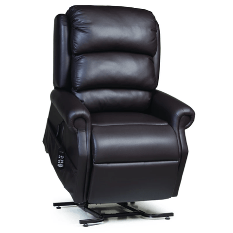 UltraComfort Lift Chair Coffee Bean / Free Curbside Delivery + $0 / No Vibration/Heat + $0 UltraComfort UC550-M Medium Zero Gravity Lift Chair