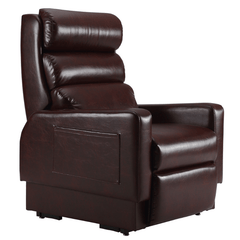 Cozzia MC-520 Cranberry Zero Gravity Massage Lift Chair