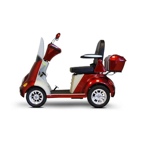 EWheels EW-52 Four-Wheel Heavy-Duty Bariatric Scooter