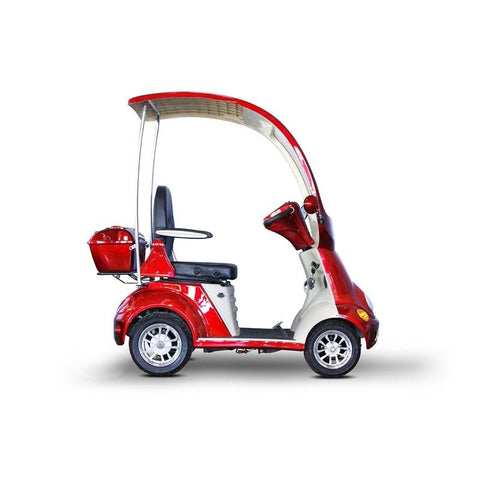 EWheels EW-54 Four-Wheel Full Covered Scooter