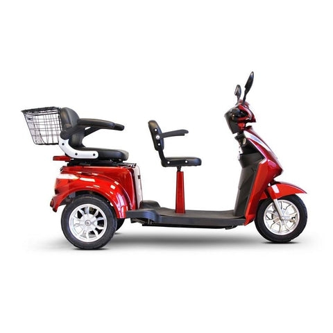 EWheels EW-66 Two Passenger Heavy Duty Scooter