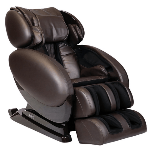 Infinity Massage Chair Brown / Manufacturer's Warranty / Free Curbside Delivery + $0 Infinity IT-8500 Plus Massage Chair
