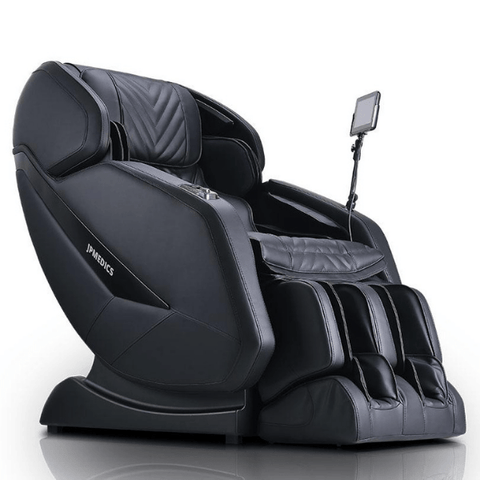 JPMedics Massage Chair Black/Black / FREE 3 Year Limited Warranty / Free Curbside Delivery + $0 JPMedics Kawa Massage Chair