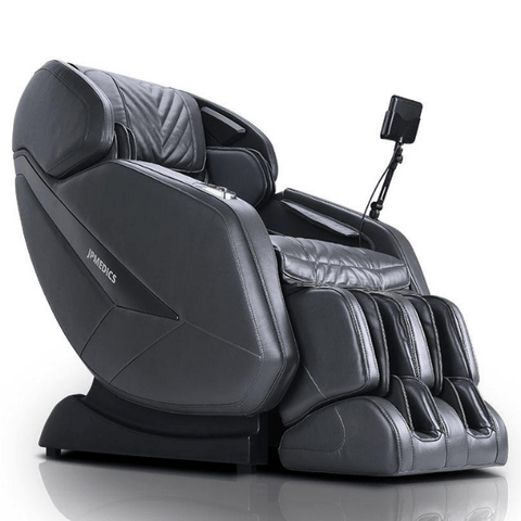 JPMedics Massage Chair Grey/Grey / FREE 3 Year Limited Warranty / Free Curbside Delivery + $0 JPMedics Kawa Massage Chair