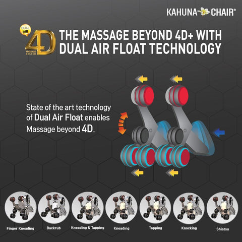 best kahuna massage chairs