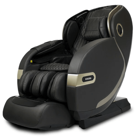 Kahuna Massage Chair Grey / FREE Curbside Delivery + $0 / FREE 5 Year Parts/Labor Warranty Kahuna 4D SM9300 Massage Chair