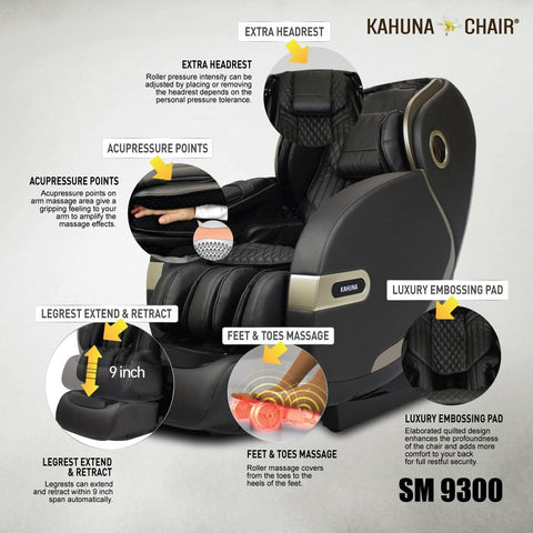 buy kahuna massage chairs
