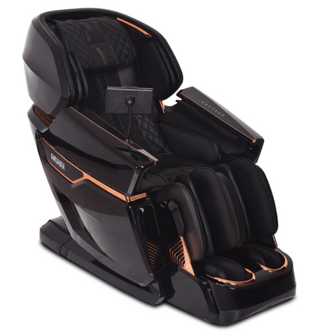 Kahuna Massage Chair Black / FREE Curbside Delivery + $0 / FREE 2 Year Parts/Labor Warranty Kahuna EM-8500 Massage Chair