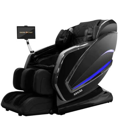 Kahuna Massage Chair Black / FREE Curbside Delivery + $0 / FREE 5 Year Parts/Labor Warranty Kahuna Kappa Massage Chair