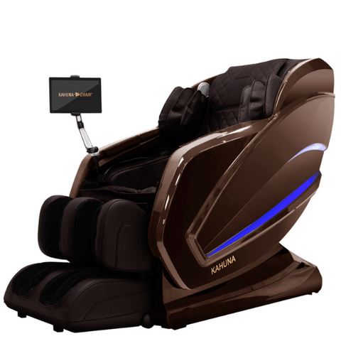 Kahuna Massage Chair Brown / FREE Curbside Delivery + $0 / FREE 5 Year Parts/Labor Warranty Kahuna Kappa Massage Chair