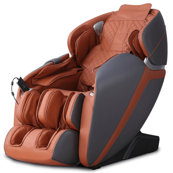 Kahuna Massage Chair Orange / FREE Curbside Delivery + $0 / FREE 2 Year Parts/Labor Warranty Kahuna LM-7000 Massage Chair