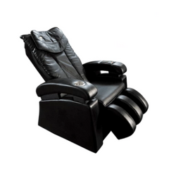 Luraco Massage Chair Black / Manufacturer's Warranty / Free Curbside Delivery + $0 Luraco iRobotics Sofy Massage Chair