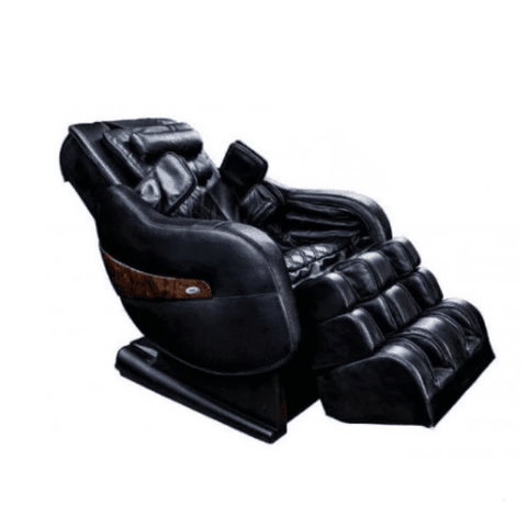 Luraco Massage Chair Black / Manufacturer's Warranty / Free Curbside Delivery + $0 Luraco Legend PLUS L-Track Massage Chair