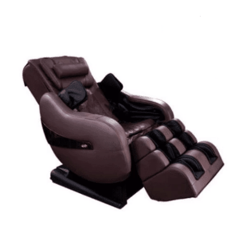 Luraco Massage Chair Chocolate / Manufacturer's Warranty / Free Curbside Delivery + $0 Luraco Legend PLUS L-Track Massage Chair