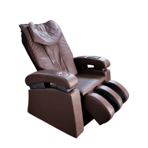 Luraco Massage Chair Chocolate / Manufacturer's Warranty / Free Curbside Delivery + $0 Luraco iRobotics Sofy Massage Chair